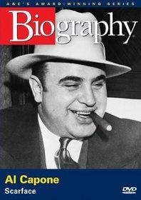 Biography - Al Capone: Scarface (A&E DVD Archives)