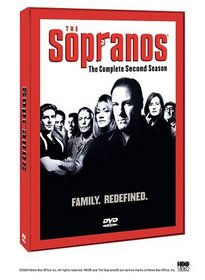 The Sopranos: The Complete Second Season