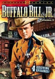 Buffalo Bill Jr:Vol 1 TV Series