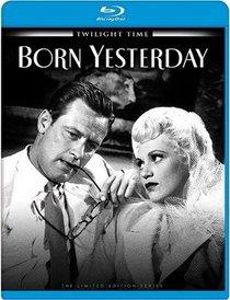 Born Yesterday - Twilight Time [Blu-ray]