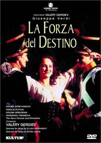 Verdi - La Forza del Destino / Gergiev, Gorchakova, Putilin, Marinsky Theatre St. Petersburg (Original 1862 Version)
