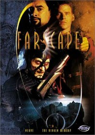 Farscape Season 1, Vol. 10 - Nerve/The Hidden Memory