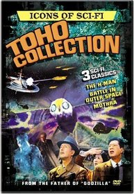 Icons of Sci-Fi: Toho Collection