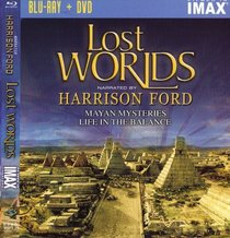 (Imax) Lost Worlds:Life in the Balance(Blu Ray) [Blu-ray]