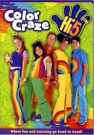 Hi-5, Vol. 1 - Color Craze