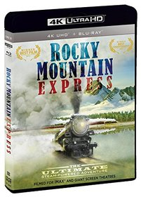 IMAX: Rocky Mountain Express (4K UHD / Bluray) [Blu-ray]