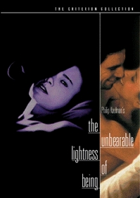 The Unbearable Lightness of Being (Criterion Collection Spine #55)