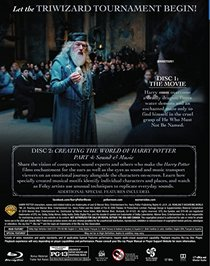 Harry Potter and the Goblet of Fire (2-Disc Special Edition) [Blu-ray]