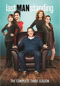 LAST MAN STANDING: THE COMPLETE THIRD SEASON