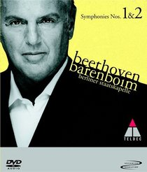 Beethoven - Symphonies 1 and 2 (DVD Audio)