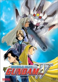 Mobile Suit Gundam Wing - Operation 8