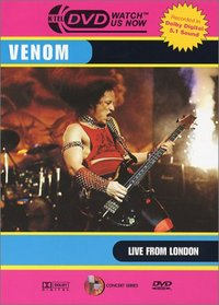 Venom - Live From London