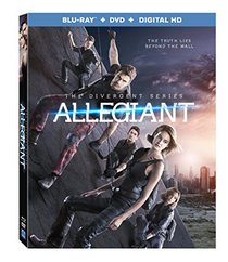 Allegiant [Blu-ray]