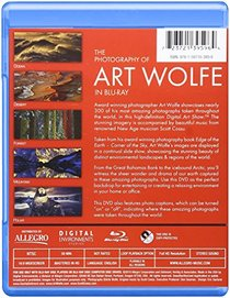 Edge of the Earth, Corner of the Sky: The Photography of Art Wolfe [Blu-ray]