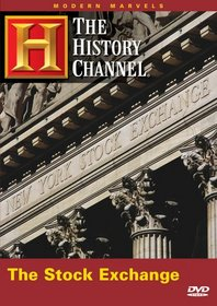 Modern Marvels - The Stock Exchange (History Channel) (A&E DVD Archives)