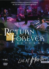 Return to Forever: Returns - Live at Montreux 2008