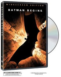 Batman Begins (Widescreen Edition)