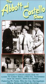 The Abbott & Costello Show, Vol. 8: Little Old Lady/Bank Holdup/Dentist Office/Fencing Master