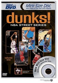 NBA Street Series - Dunks! Volume One (Mini-DVD)