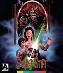 Scared Stiff [Blu-ray]