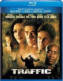 Traffic [Blu-ray/DVD Combo + Digital Copy]
