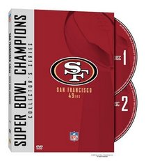 NFL Super Bowl Collection - San Francisco 49ers