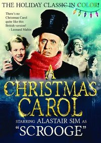 A Christmas Carol (Colorized Version)