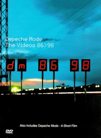 Depeche Mode: The Videos 86 - 98
