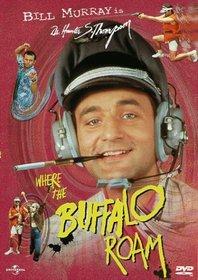 Where the Buffalo Roam (Ws)