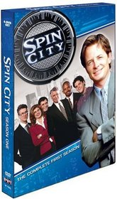 Spin City: The Complete Season 1
