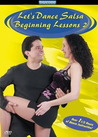 Let's Dance Salsa - Beginning Lessons 2 DVD