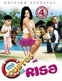 Los Cuates de La Risa: Special Edition, 4 Pack