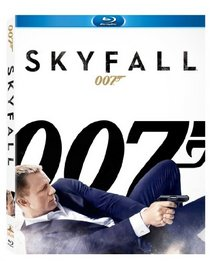 Skyfall (Blu-ray/ DVD + Digital Copy)