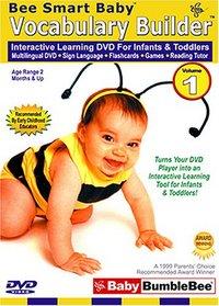 Bee Smart Baby  Vocabulary Builder 1