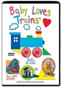 Baby Loves Trains