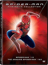 Amazing Spider-Man 2, the / Amazing Spider-Man, the / Spider-Man (2002) / Spider-Man 2 (2004) / Spider-Man 3 (2007) - Set