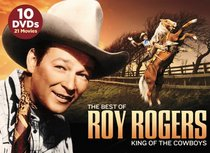 The Best of Roy Rogers: King of the Cowboys (10-pk)