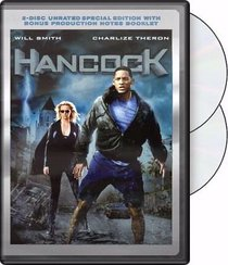 Hancock 2-Disc Unrated Special Edition with Booklet
