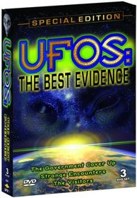 UFOs: The Best Evidence, 3-DVD Special Edition