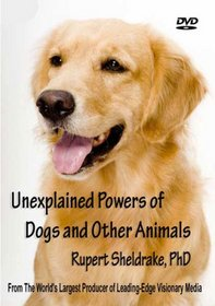 Unexplained Powers of Dogs and Other Animals