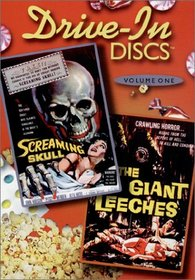 The Screaming Skull/Attack of the Giant Leeches - Drive-In Discs Vol.1