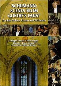 Schumann - Scenes from Goethe's Faust / Bernius, Kaune, Klepper, Stuttgart Classical Philharmonic