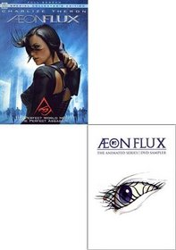 Aeonflux (Fullscreen) / Aeonflux - The Animated Series (2 Pack)
