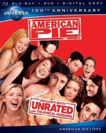 American Pie [Blu-ray + DVD + Digital Copy] (Universal's 100th Anniversary)