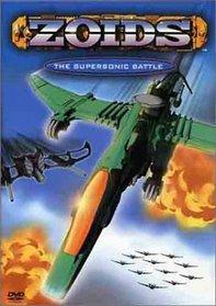 Zoids, Vol. 4: The Supersonic Battle