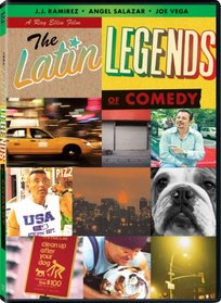 Latin Legends of Comedy