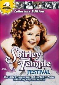 Shirley Temple Festival (Little Princess/War Babies/Kid 'N Africa/etc...)