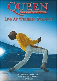 Queen - Live at Wembley Stadium