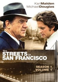The Streets of San Francisco - Season One, Vol. 1