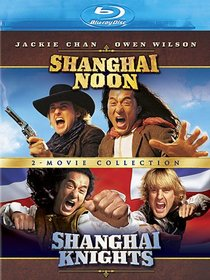 Shanghai Noon & Shanghai Knights: 2-Movie Collection [Blu-ray]